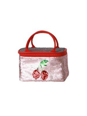 Rice Koeltasje Cherry 4ltr met pailletjes