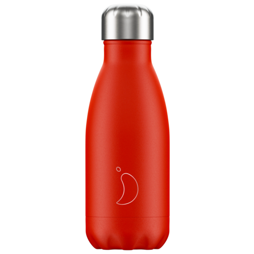 Chilly's Bottle Chilly's Bottle 260ml Neon Red