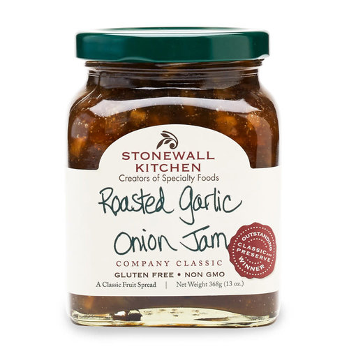 Stonewall Kitchen Roasted Garlic Onion jam 384ml