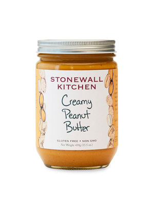 Stonewall Kitchen Creamy Peanut Butter 439gr