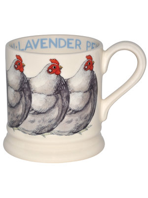 Emma Bridgewater 0.5 pt Mug Lavender Pekin
