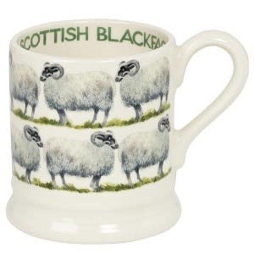 Emma Bridgewater 0.5 pt Mug Scottish Blackface
