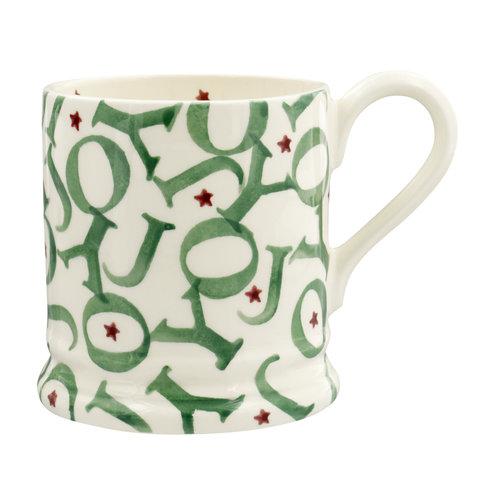 Emma Bridgewater 0.5 pt Mug all over Joy