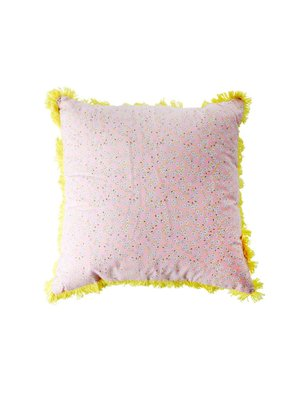 Rice Kussen 40x40 Pink Small Flower