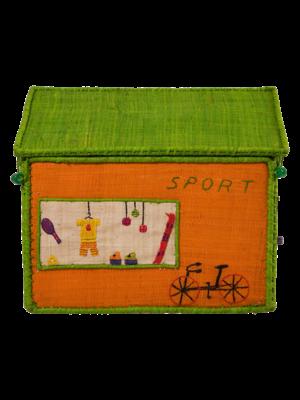 Rice Raffia House S Boys City Sport