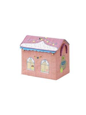 Rice Raffia House foldable S Princess
