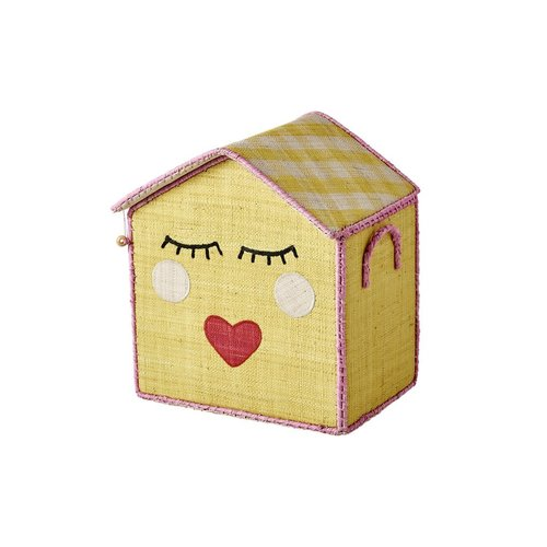 Rice Raffia House S Sweet Face