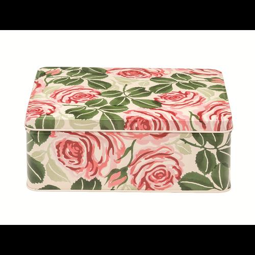 Emma Bridgewater Blik rechthoekig Pink Roses