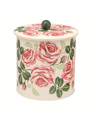 Emma Bridgewater Blik Biscuit Barrel Pink Roses