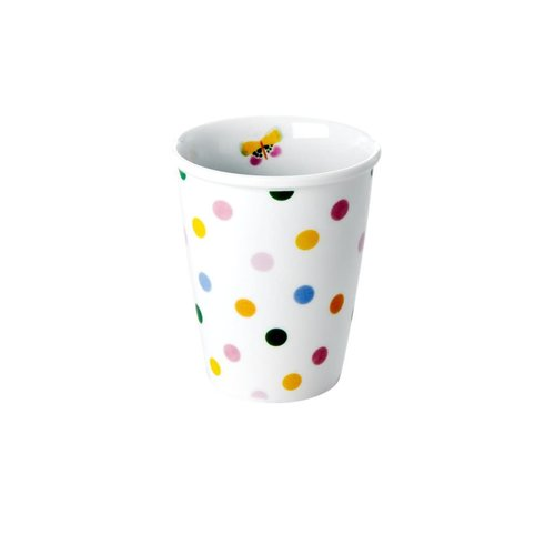 Rice Mok 225ml 'Let's Summer' Dots