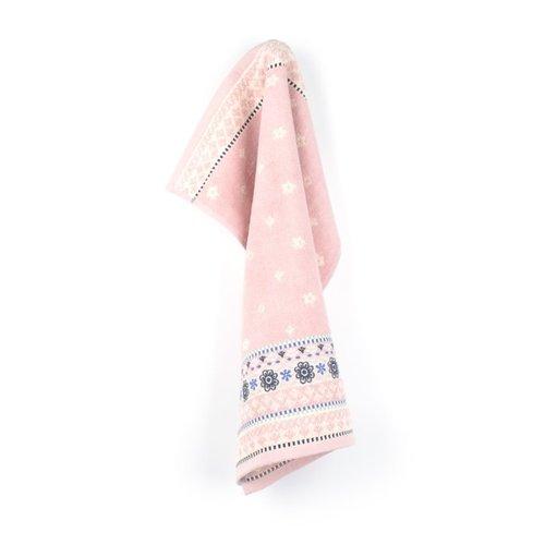 Bunzlau Castle Keuken handdoek Fresh Pink