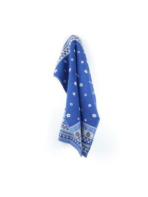Bunzlau Castle Keuken handdoek Fresh Royal Blue