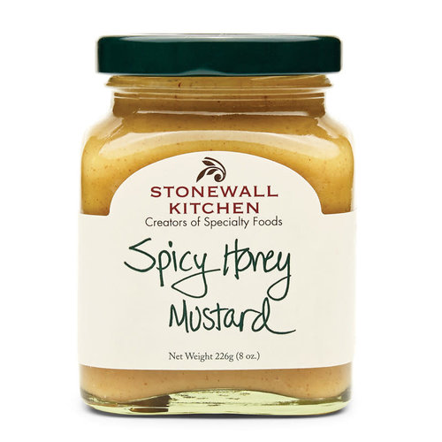 Stonewall Kitchen Spice Honey mustard 237ml