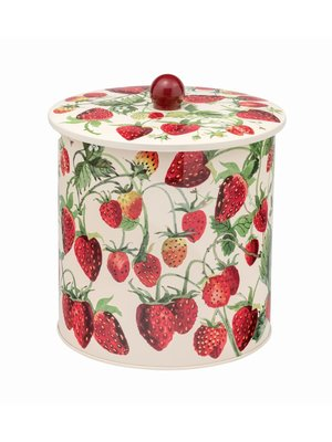 Emma Bridgewater Blik Biscuit Barrel Strawberries