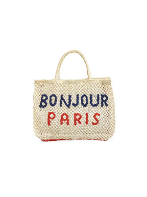 the Jacksons Shopper Jute S Bonjour Paris