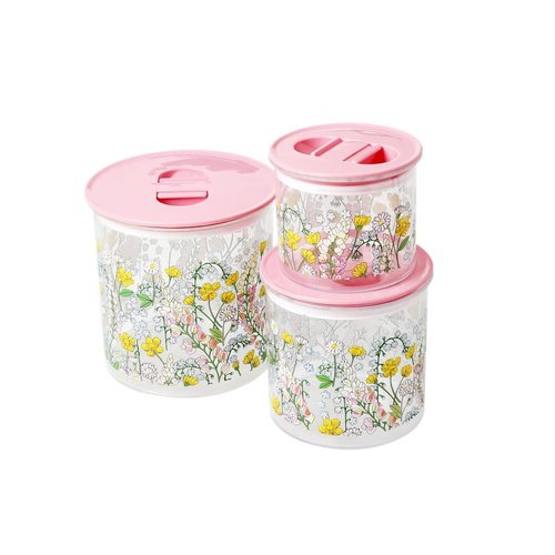 Rice Food Boxes Lupin set/3