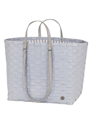 Handed By Go! Leisure bag L fat strap steel grey