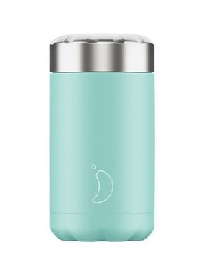 Chilly's Food pot / lunchbox 500ml Pastel Green