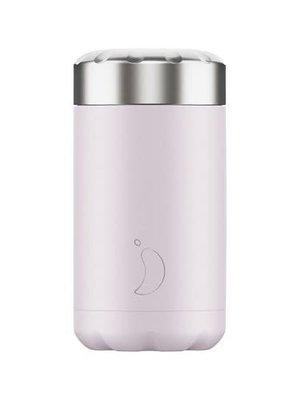 Chilly's Bottle Food pot / lunchbox 500ml Blush Purple