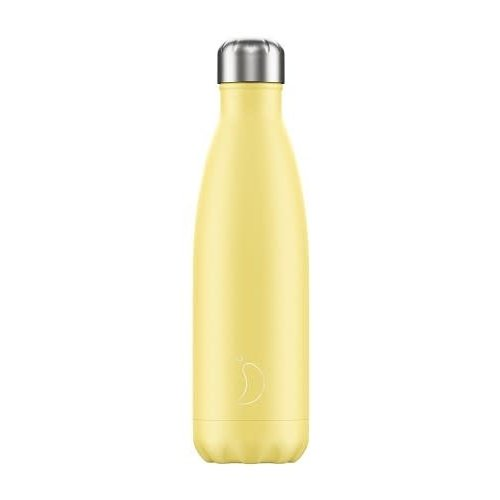 Chilly's Bottle Chilly's Bottle 500ml Pastel Yellow