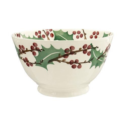 Emma Bridgewater Kom Old Bowl medium Winterberry