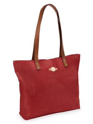 Pip Studio Shopper red