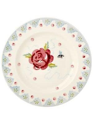 Emma Bridgewater 8.5 Plate Rose & Bee