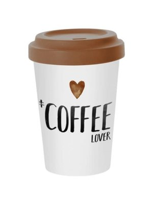 PPD To Go Beker / Travel mug Coffee Lover