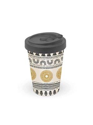 PPD To Go Beker / Travel mug Ethno Style