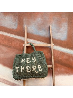 the Jacksons Shopper Jute S Hey there forest/natural
