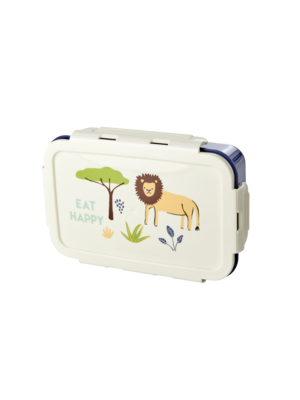 Rice Lunchbox Jungle Animals Lion