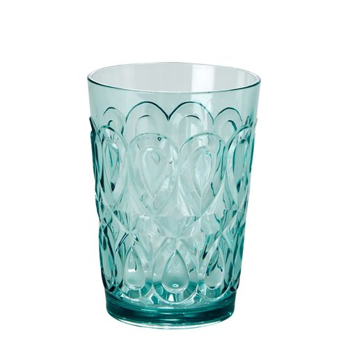 Rice Waterglas tumbler acryl mint