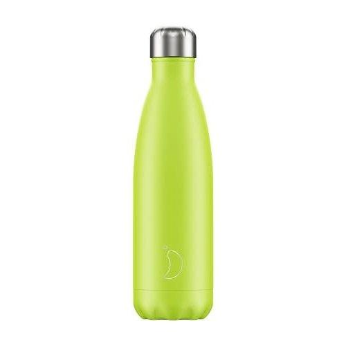 Chilly's Bottle Chilly's Bottle 500ml Summer Solids Lemon & Lime