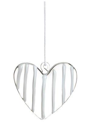 Räder Glazen hart hanger S wit