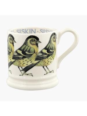 Emma Bridgewater 0.5 pt Mug Siskin