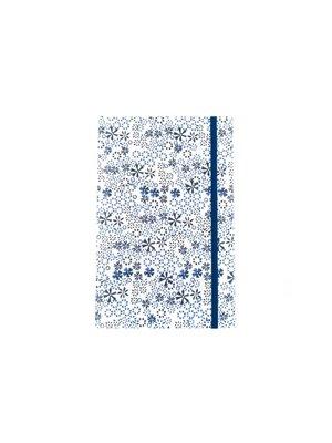 Bunzlau Castle Notebook A5 Indigo Lace