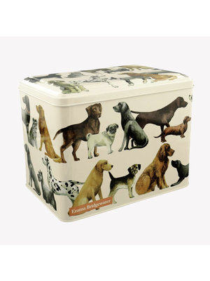 Emma Bridgewater Caddy blik XL Dogs