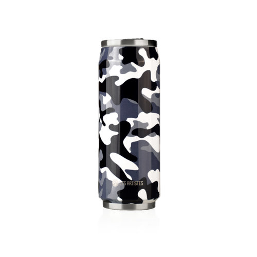 Les Artistes Pull Can'it 500ml Camouflage