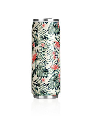 Les Artistes Pull Can'it 500ml Palm Tree