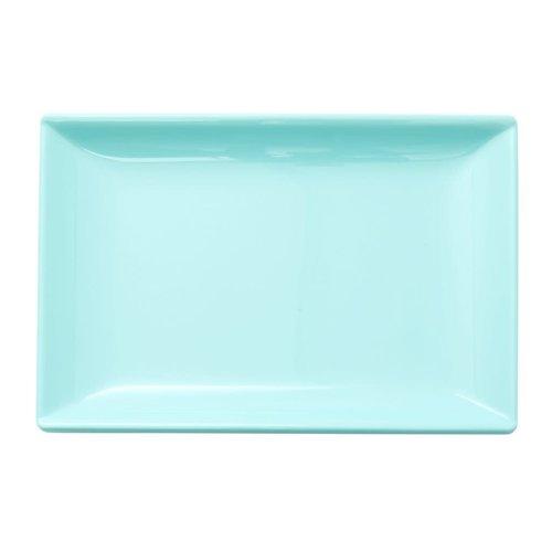 Rice Melamine Sushi bord Believe Ice Blue