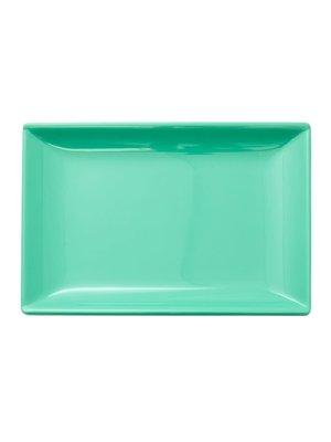 Rice Melamine Sushi bord Believe Emerald Green