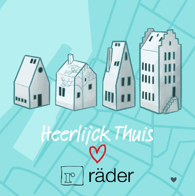 Heerlijck Thuis ❤️ Räder design