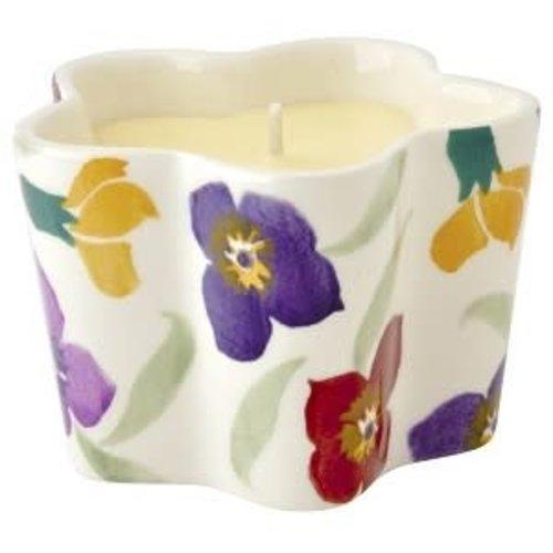 Emma Bridgewater Flower Candle Wallflower