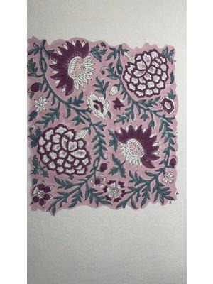 Rozablue Plaid / Quilt 150x240cm Sunny Day roza