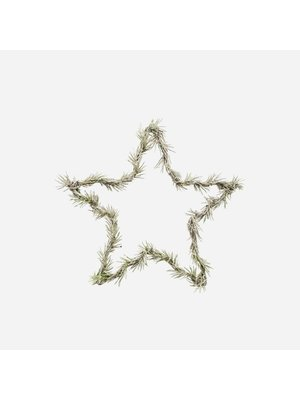 House Doctor Krans Wreath Star Nature