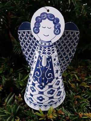 Piet Design Delfts blauwe Engel