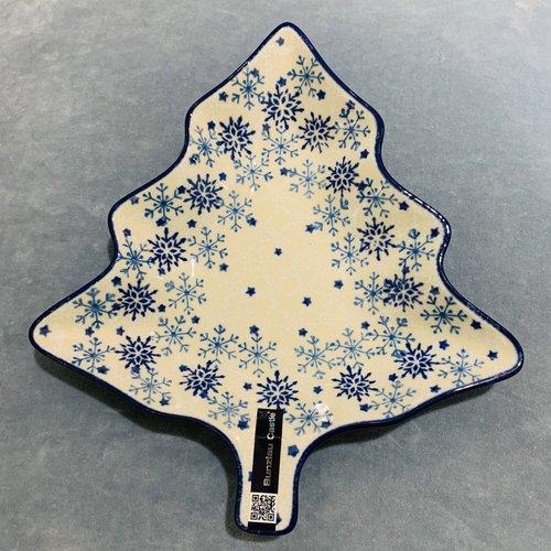 Bunzlau Castle Kerstboom schaal Christmas stars
