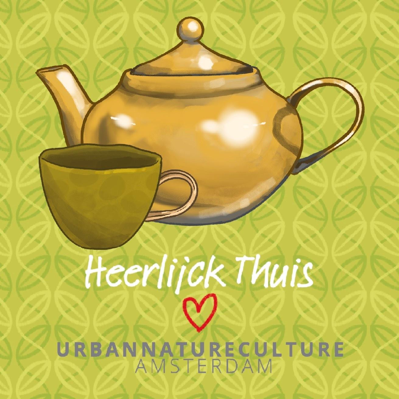 Heerlijck Thuis ❤️ Urban Nature Culture