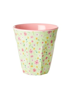 Rice Melamine beker Easter/Pasen apple green