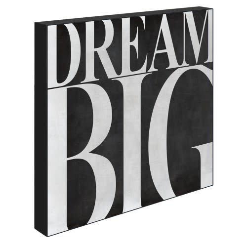 Incado Blocks 21x21 Typelike Dream Big